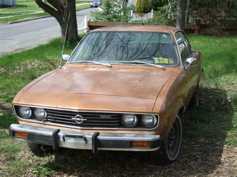 Daily Turismo 1k Flash Oddball Import 1974 Opel Manta A