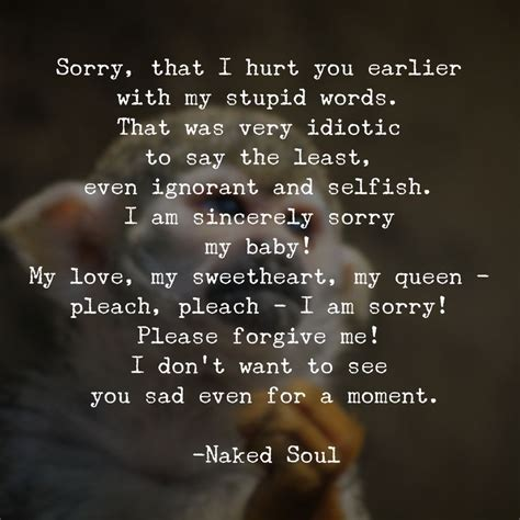 Apology Letter To Boyfriend For Being Selfish 25 Best Ideas About Saying Sorry On Saying Sorry Quotes Communication Relationship