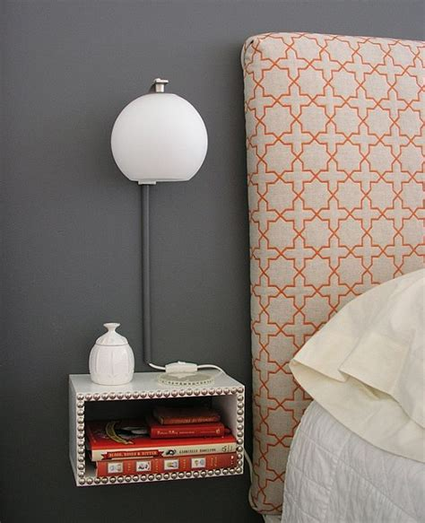 Floating Home Floor Plans by How To Build A Floating Nightstand That Matches Your Bedroom