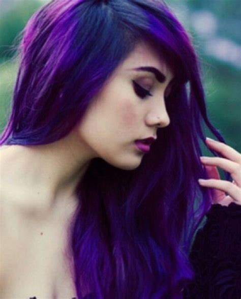 purple hair dyes on pinterest directions hair dye splat hair purple hair hair pinterest