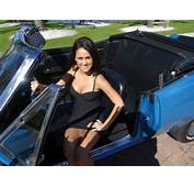 Girl 2010 2011 2012 Chevrolet Camaro Tuning Wallpapers And