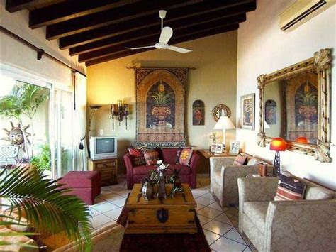 home interior mexico the luxury estrella del mar penthouse with mexican