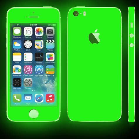 Iphone 5 5s 5 33 green glow iphone 5 5s iphone 5 5s stylelux uk