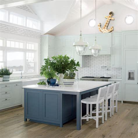 coastal living kitchen ideas take a video tour coastal living