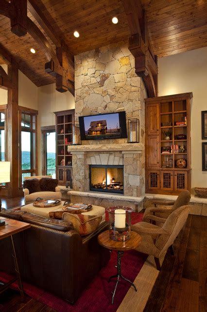 rustic style living room 46 stunning rustic living room design ideas