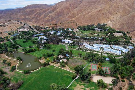 Ranch House Ojai file gold base aerial view jpg wikipedia