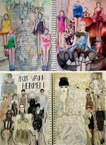fashion design sketchbook textiles and fashion design sketchbooks 20 inspirational