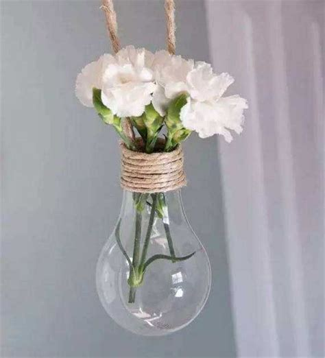 Hanging Light Bulb Vase by 19 Best Images About Home Decoration On Shape