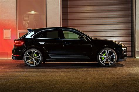 Porsche Macan Magnum by Techart Tunes The Porsche Macan S Diesel To 300 Hp