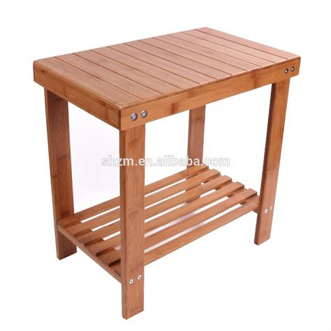 shower bench bamboo shower bench bamboo 28 images new bamboo seat wood