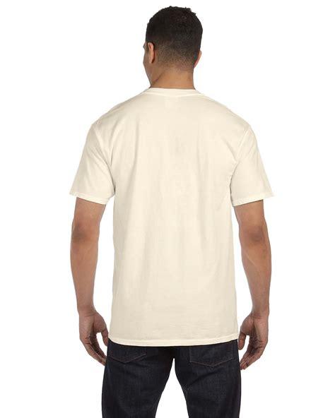 comfort colors pocket comfort colors 6 1 oz garment dyed pocket t shirt s 3xl m