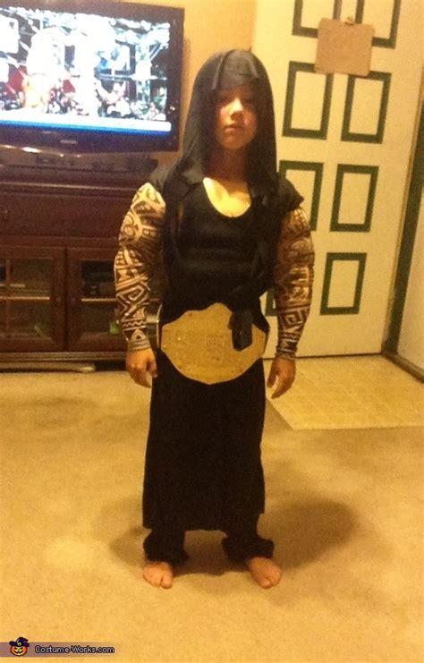 wwe undertaker halloween costume