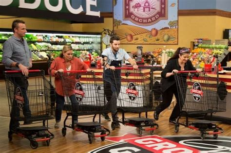 Back For Seconds At Food Network by Tv Weekly Now S Grocery Redemption Tournament