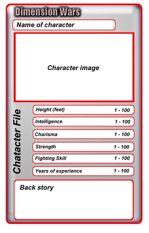 blank top trumps card template top trumps card template no2powerblasts