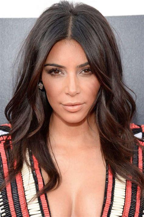 steal her look 1 classic donut hairstyle natural hair style steal her beauty look kim kardashian kardashian kim