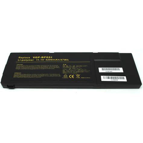 Baterai Original Sony Vaio Vpc Sa Sb Sd Se Series Bps24 6 Cell baterai sony vaio vgp bps24 vpc sb18gg sa36gw bi sa38gw x standard capacity oem black