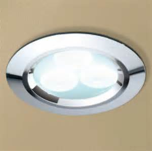Designer Bathroom Lighting Hib Cool White Led Chrome Shower Light 5750 Asturias
