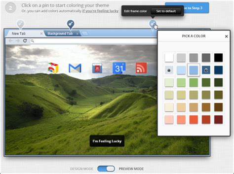 how to install themes for google chrome on windows 7 how to easily create your own google chrome theme
