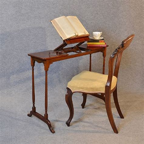 Reading Tables by Antique Reading Table Book Rest Lectern Stand