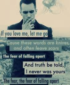 Panic At The Disco Cabin Songs by Panic At The D Panic At The Disco Quotes Miss Jackson