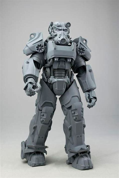figure fallout 4 check out this fallout 4 power armor figure by threezero