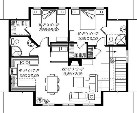bedroom garage apartment plans   bedrooms