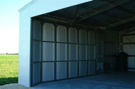 Sheds With Sliding Doors by Steel Sliding Doors Fair Dinkum Sheds