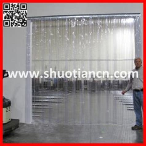 Cold Room Door Curtains China Cold Room Plastic Air Curtain Door St 004 China Pvc Curtain Freezer Pvc