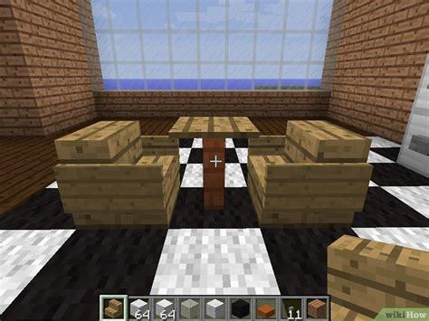 Minecraft Automatic Kitchen Come Costruire Una Cucina In Minecraft 12 Passaggi
