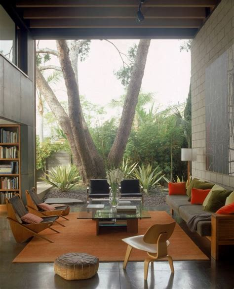 Living Room Window Height From Floor Taking Advantage Of The Outdoors With Floor To Ceiling Windows