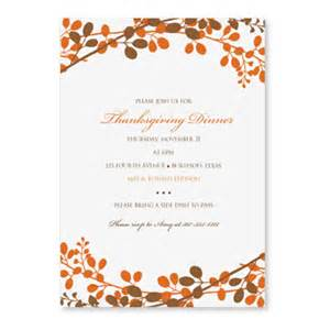 thanksgiving template word thanksgiving dinner invitation template by loveandpartypaper