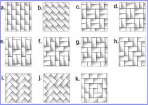 design tile layout online pattern potential subway backsplash tile centsational girl