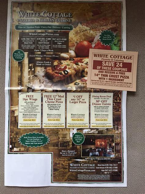 menu with coupons yelp