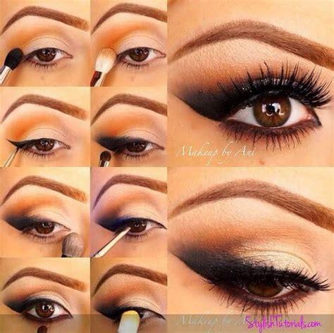 eyeliner tutorial for brown eyes perfect eye makeup for brown eyes trusper