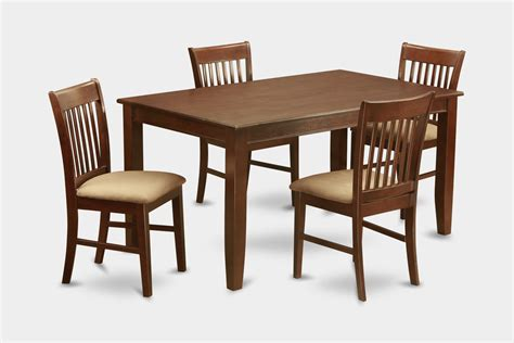 4 piece dining room sets 5 piece formal dining room set dinette table and 4 dinette