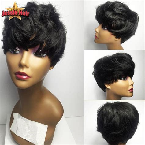 bob wigs human hair black women short human hair bob wigs for black women brazilian virgin