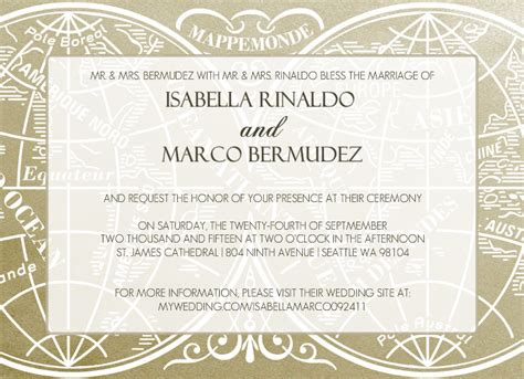 Vintage Wedding Invitation Wording, Theme Ideas, Retro