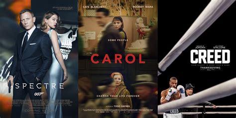 film bagus november 2015 posterized november 2015 spectre carol creed and