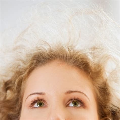 7 Fixes For Frizzy Fly Away Hair by How To Frizzy Flyaways And Baby Hair Housekeeping