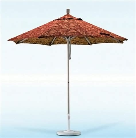 Heavy Duty Patio Umbrellas California Umbrella Heavy Duty Aluminum Market Umbrella 9 Foot