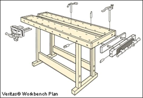 Make Your Own Blueprint Online veritas 174 bench plans lee valley tools