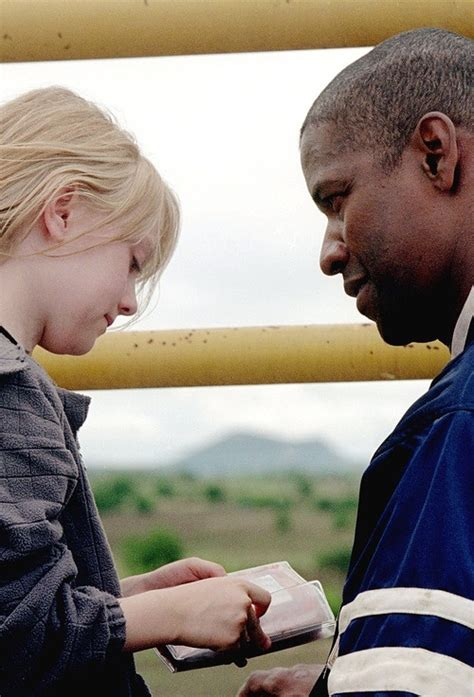 denzel washington dakota fanning 145 best images about denzel washington on pinterest
