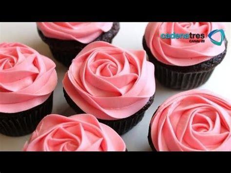 como decorar cupcakes con betun receta de cupcakes con bet 250 n de queso crema al lim 243 n y
