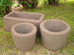 how to make pots from hypertufa gardening