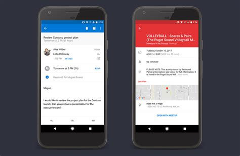 outlook calendar sync for android outlook for android gets a bunch of calendar enhancements and features droid