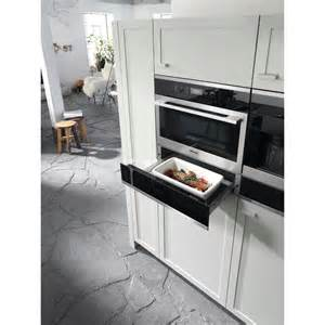 buy miele pureline esw6214 cleansteel warming drawer