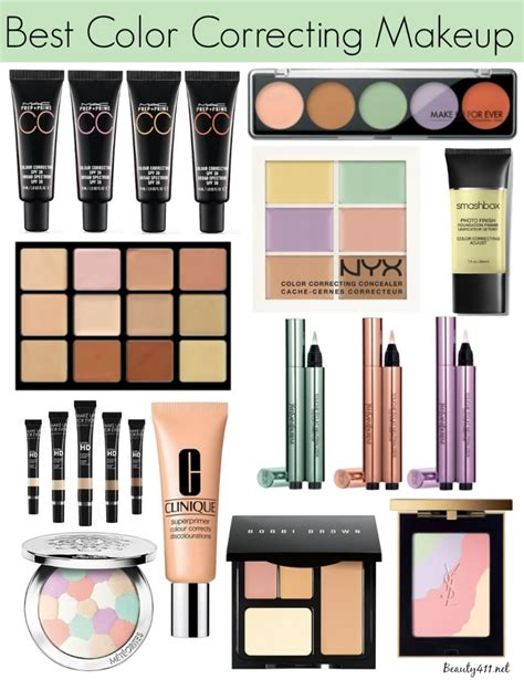 what is color correction best color correcting makeup
