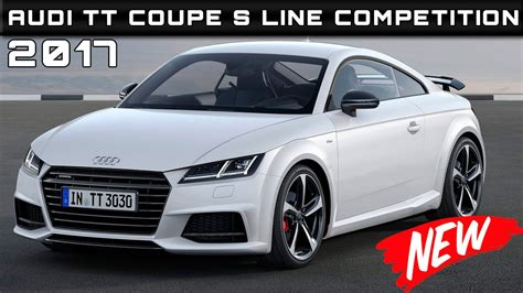 audi tt coupe   competition review rendered