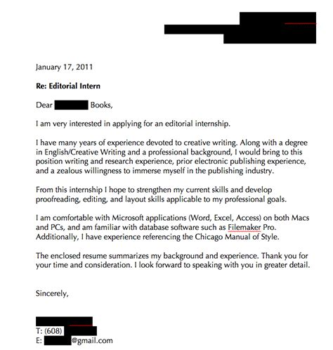 great cover letters cover letter exles