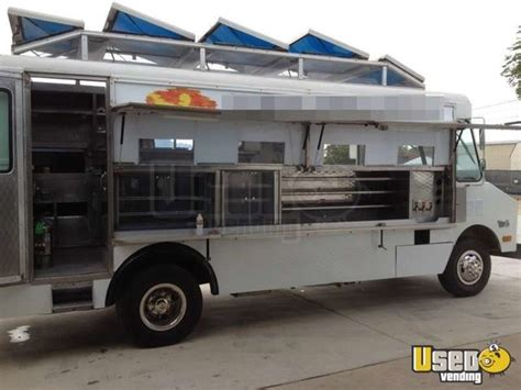 used mobile kitchens for sale gmc p30 mobile kitchen used food truck for sale